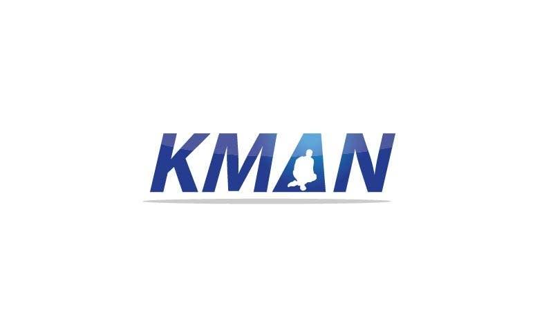 Konkurrenceindlæg #14 for Logo Design for KMAN