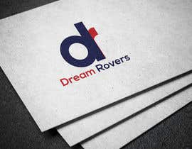 #71 for Logo design : Dream rovers ( travel.company) by ArifDesigns99
