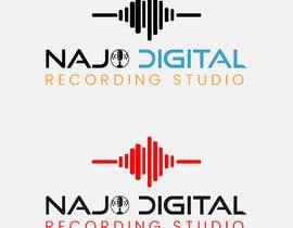 Nro 16 kilpailuun I need a logo designed for Digital recording studio käyttäjältä mehedihasanrb99