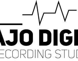 Nro 41 kilpailuun I need a logo designed for Digital recording studio käyttäjältä AxenDesigns