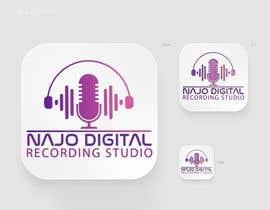 Nro 4 kilpailuun I need a logo designed for Digital recording studio käyttäjältä sajidGFX