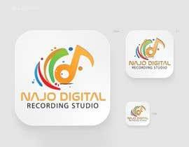 Nro 10 kilpailuun I need a logo designed for Digital recording studio käyttäjältä sajidGFX