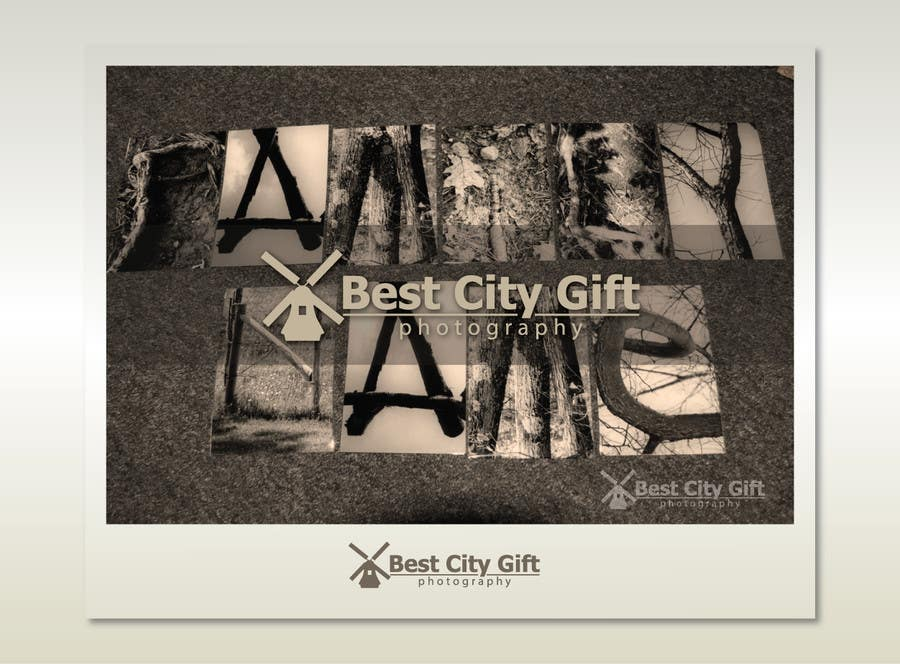 Inscrição nº 61 do Concurso para Logo Design for Photography Art company - BestCityGift
