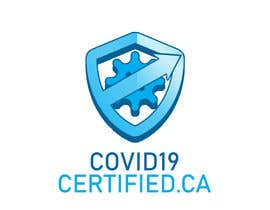 #28 cho Create new Logo for covid19certified.ca bởi jodellipusdz