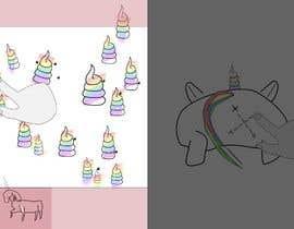Nro 16 kilpailuun Concept for a unicorn-themed mobile game käyttäjältä gellieann3