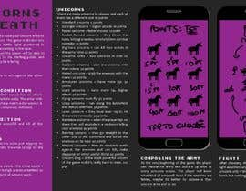 Nro 18 kilpailuun Concept for a unicorn-themed mobile game käyttäjältä SilviaManelfi