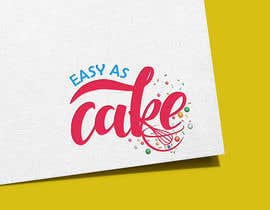 sakhn님에 의한 Logo design Easy as Cake을(를) 위한 #447
