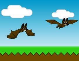 #3 for 2D fly animation Batt + 2D die animation virus. by harsamcreative