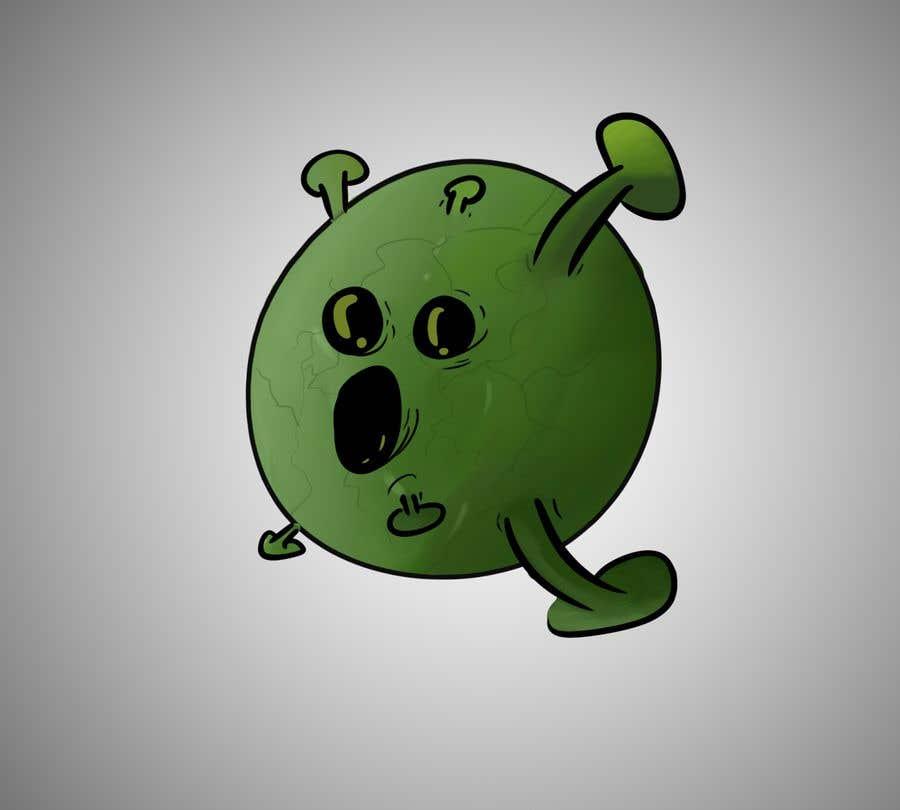Contest Entry #                                        10                                      for                                         2D fly animation Batt + 2D die animation virus.