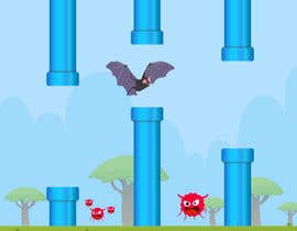 #4 for 2D fly animation Batt + 2D die animation virus. by fianinovinopnoo1