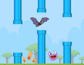#5 for 2D fly animation Batt + 2D die animation virus. by fianinovinopnoo1