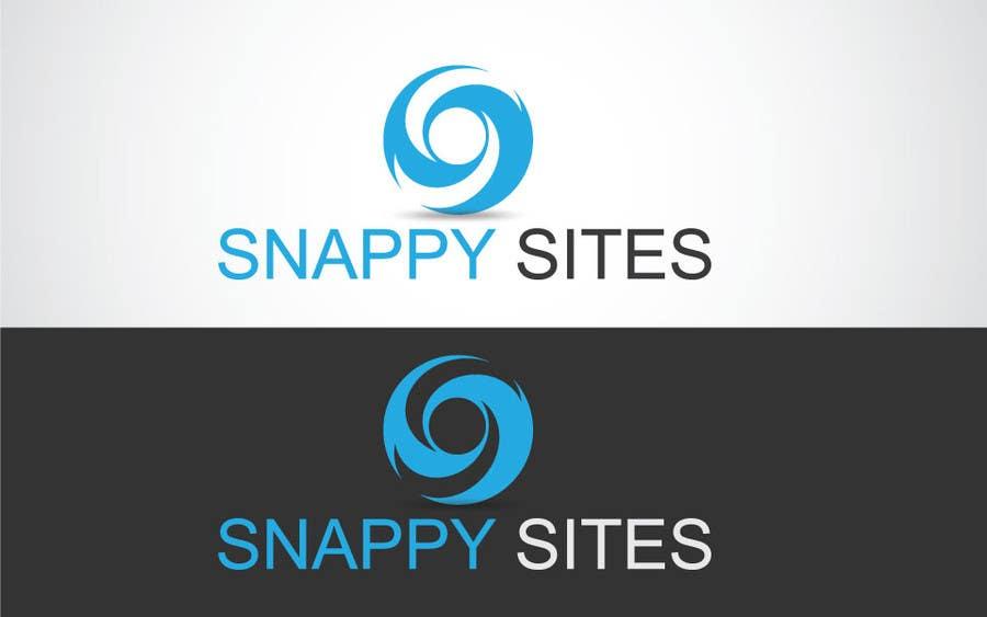 Entri Kontes #74 untukDesign a Logo for Snappy Sites