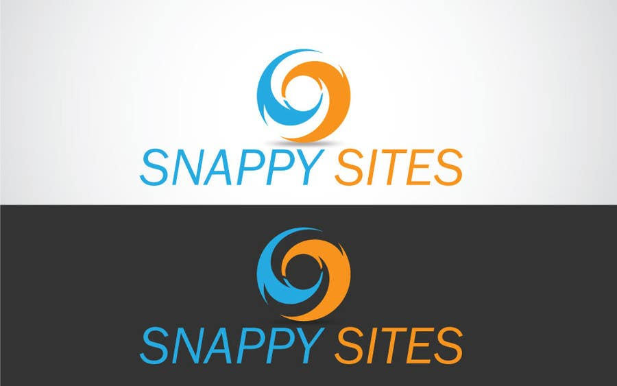Entri Kontes #162 untukDesign a Logo for Snappy Sites