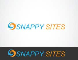 #179 for Design a Logo for Snappy Sites by LOGOMARKET35