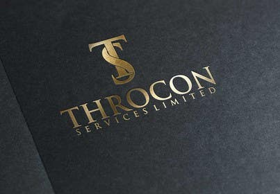 #74 untuk Design a Logo for Throcon Services Limited oleh eltorozzz
