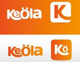 nº 77 pour Diseño de Logo KeOla par artantoni