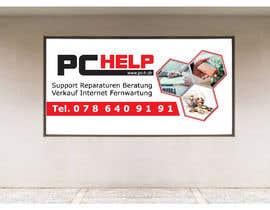#2 für Design advertising blank/banner for my window / Werbeplache erstellen von wh1079805