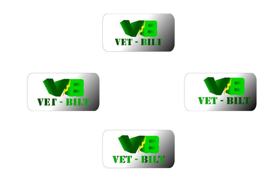 #92 for Logo Design for Vet-Bilt, Inc. by lauranl