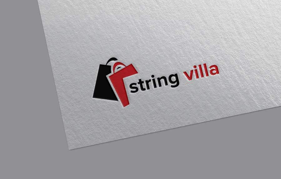 Penyertaan Peraduan #                                        54                                      untuk                                         Build a logo for String Villa