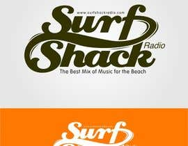 #109 für Design a Logo for Surf Shack Radio von Iddisurz