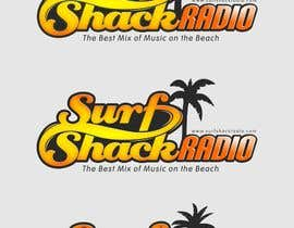 #194 for Design a Logo for Surf Shack Radio by Iddisurz