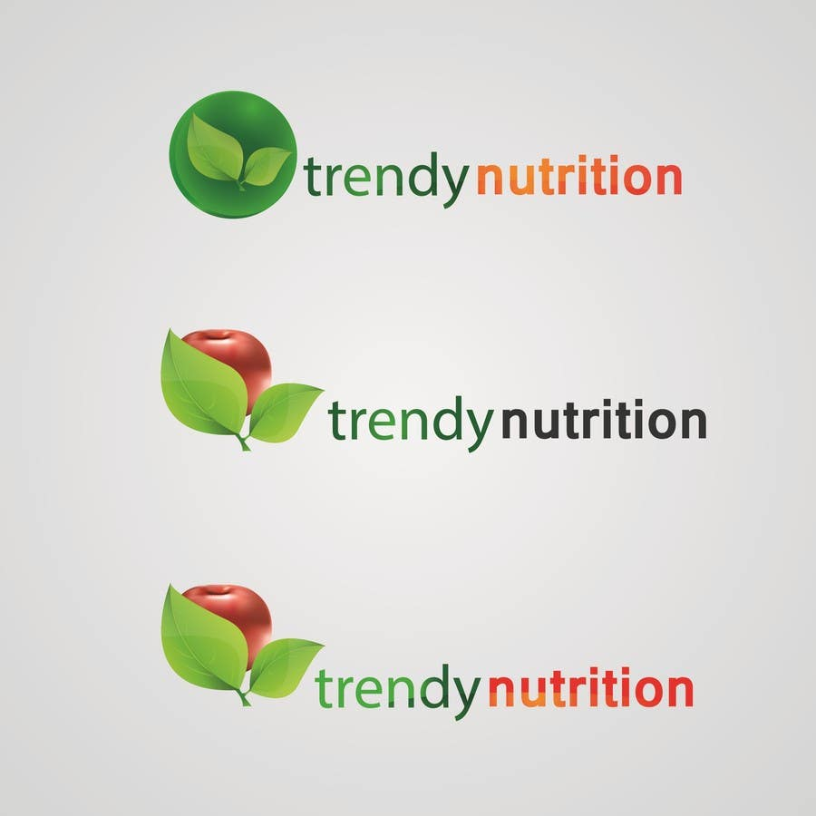 Contest Entry #                                        101                                      for                                         Logo Design for Nutrition - Health blog