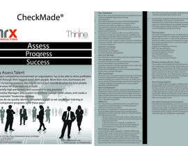 #4 for Design a 4 Page Brochure by sumeetmtwn9