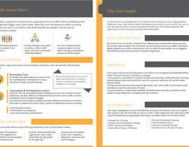 #14 for Design a 4 Page Brochure by sumitsinghthakur