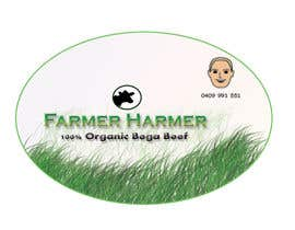 #2 cho Logo Design for Farmer Harmer Grass Fed Beef bởi saftogd