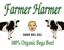 #7 cho Logo Design for Farmer Harmer Grass Fed Beef bởi feran13