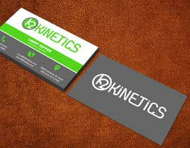 #293 pentru Design some Business Cards for K2 Kinetics de către aminur33