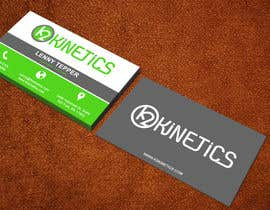 #336 pentru Design some Business Cards for K2 Kinetics de către aminur33