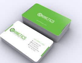 #340 for Design some Business Cards for K2 Kinetics by toyz86