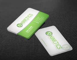 #310 untuk Design some Business Cards for K2 Kinetics oleh imtiazmahmud80