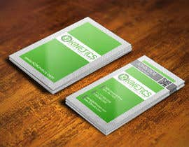 #151 for Design some Business Cards for K2 Kinetics by IllusionG