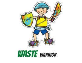 #113 for Design a Logo for WasteWarrior by vishnuaj96