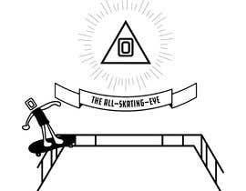 #8 untuk Design for T-Shirts (All seeing eye + Tiny Skateboarder) oleh tanvirmoon101