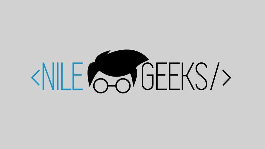 Penyertaan Peraduan #41 untuk Design a Logo for NileGeeks startup