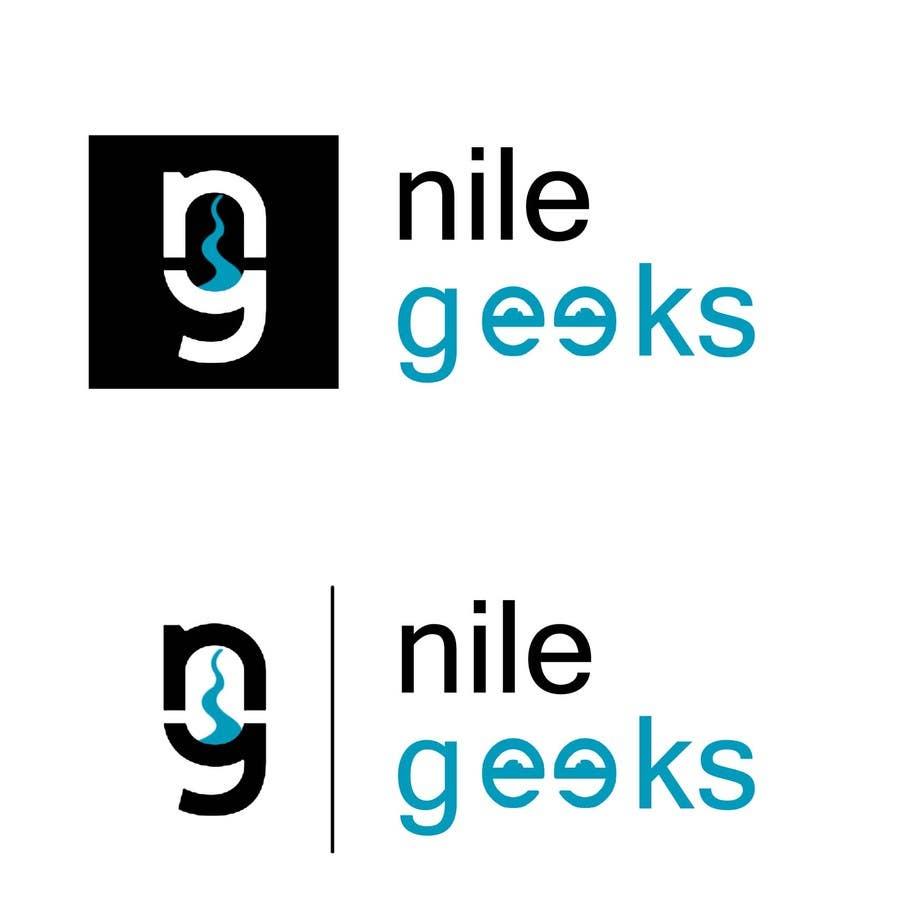 Penyertaan Peraduan #31 untuk Design a Logo for NileGeeks startup