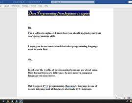 "#24 untuk Plan a strategy ""how to learn a software programming"" oleh nafinayubarilbu5"