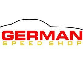 #7 cho Logo design for the, German speed shop bởi trying2w