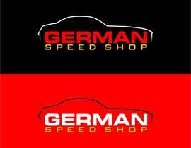 nº 9 pour Logo design for the, German speed shop par trying2w