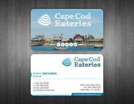 irubaiyet1님에 의한 Business Card for Restaurant Business을(를) 위한 #253