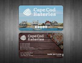 irubaiyet1님에 의한 Business Card for Restaurant Business을(를) 위한 #254