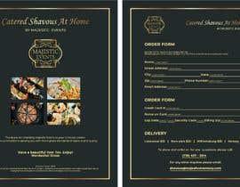 haris34님에 의한 menu design을(를) 위한 #17