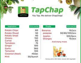 swarajgawali님에 의한 menu design을(를) 위한 #1