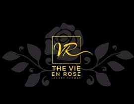 #160 untuk Design Logo for Luxury Flower Virtual Store oleh nusrataranishe