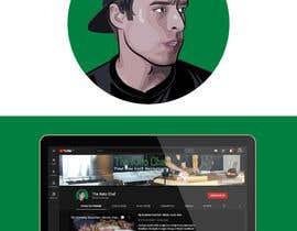#61 for Cartoon portrait for my YouTube icon af mariusunciuleanu