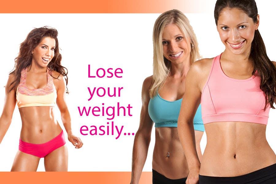 Inscrição nº                                         22                                      do Concurso para                                         Advertisement Design for weight loss