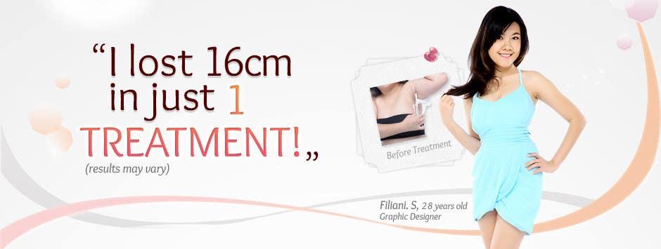 Kilpailutyö #                                        17                                      kilpailussa                                         Advertisement Design for weight loss